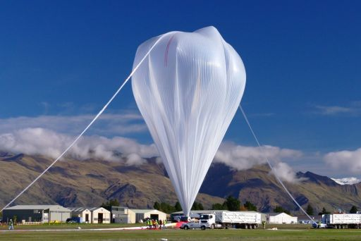 NASA confirms ten-year arrangement for super balloon launches at Wanaka Airport Featured Image